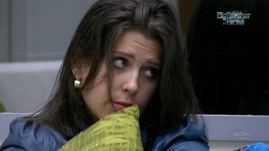 Andressa no BBB 13