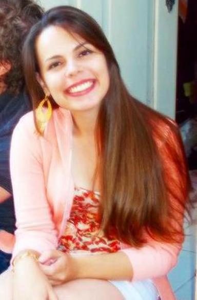 Andressa Rooz Paz, 20 anos, cursava tecnologia em agronegócios