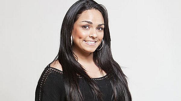 Andressa Soares, 22 anos, a Mulher Melancia