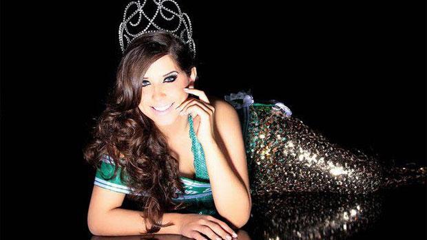 Andressa Ganacin foi eleita Miss Brasil Glamour