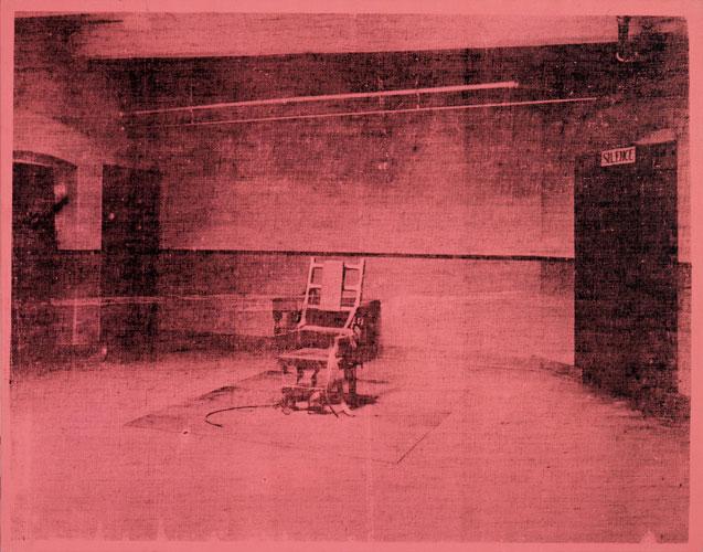 Little Eletric Chair, 1964/1965.