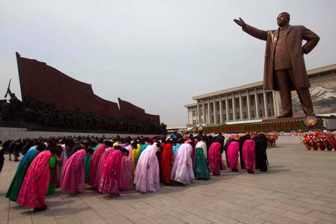 Religião da Coreia do Norte