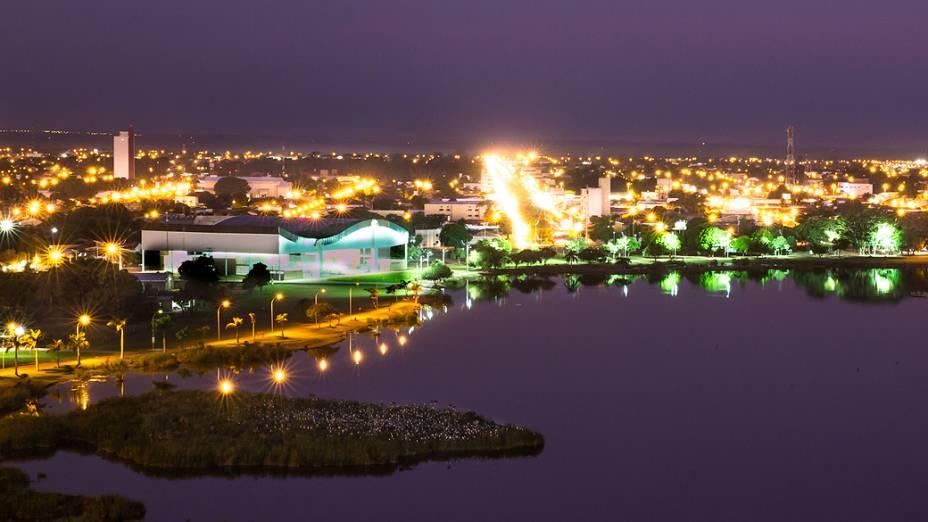 Expedição Veja. Na foto vista geral do centro de Três Lagoas no Mato Grosso do Sul