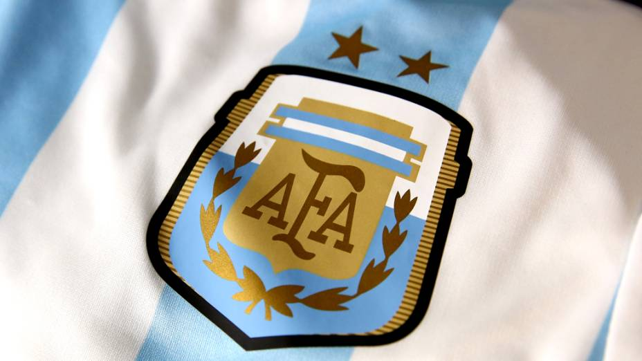 Nova camisa da Argentina para a Copa do Mundo 2014