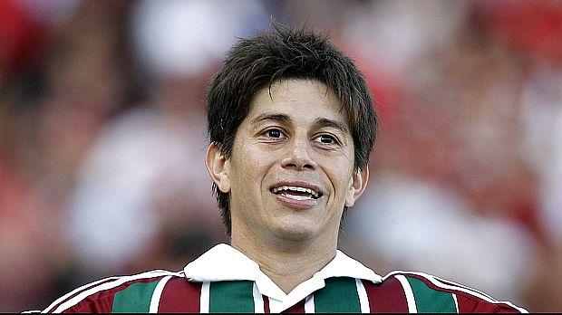 Argentino Conca é destaque do Fluminense