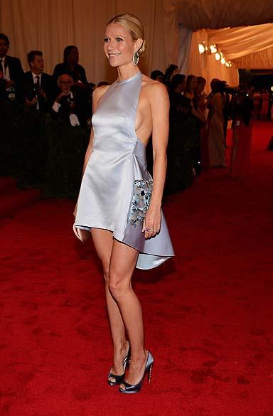 1. A atriz Gwyneth Paltrow