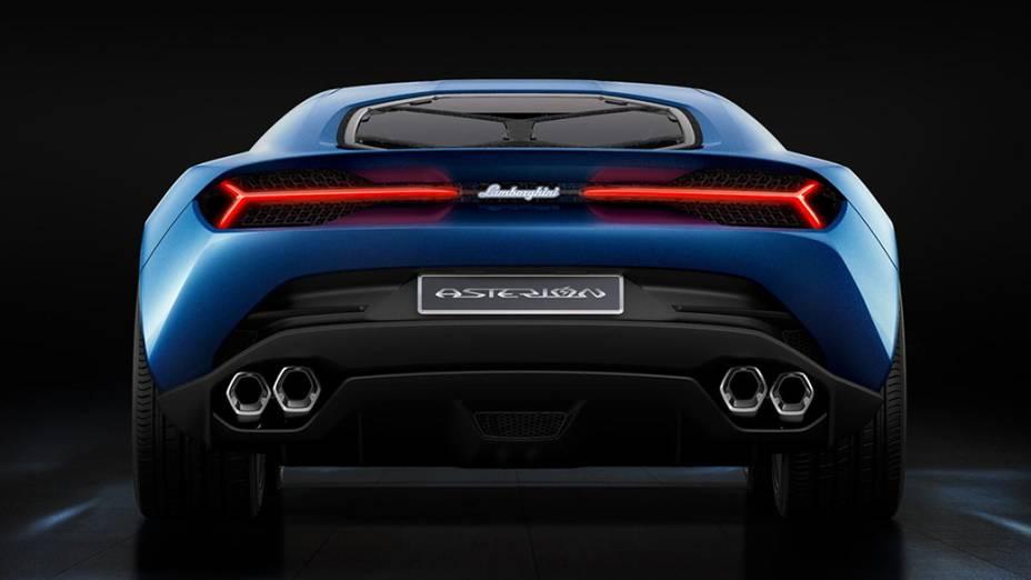 A Lamborghini diz que não tem planos de produzir o híbrido Asterion LPI 910-4