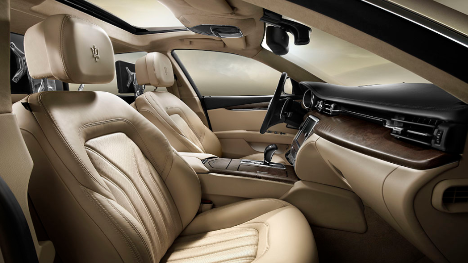 Novo Maserati quatro portas