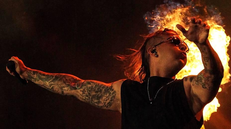 Apresentação de Avenged Sevenfold no Rock in Rio 2013