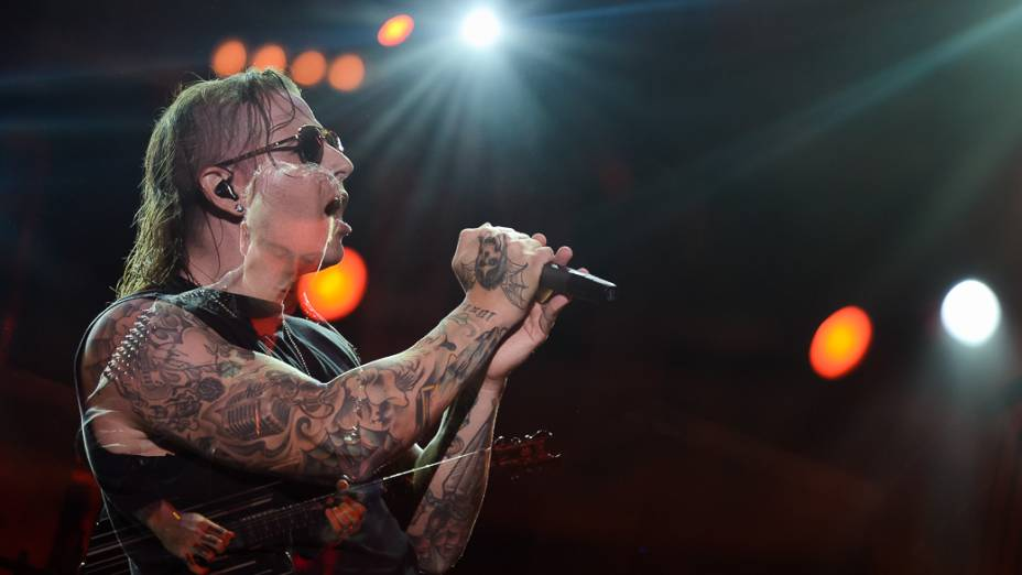 Apresentação do Avenged Sevenfold no Rock in Rio 2013