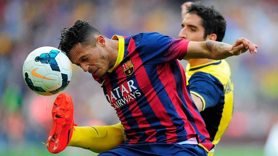 Em seis partidas contra o Barça na temporada, o Atlético empatou cinco e ganhou um