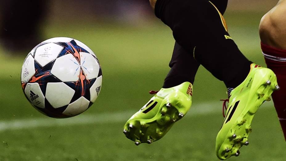 Atlético de Madri e Barcelona se enfrentaram pelas quartas de final da Liga dos Campeões