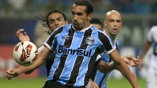 Na nova arena, Grêmio perde por 2 a 1 para os chilenos do Huachipato