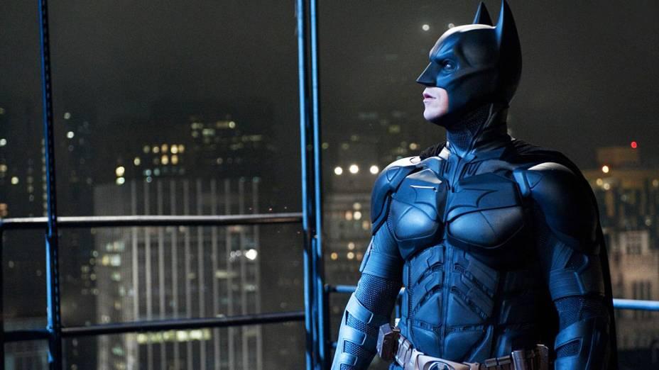 """Cena do filme """"Batman: O Cavaleiro das Trevas Ressurge"""""""