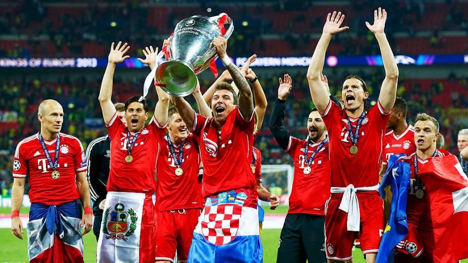 Bayern de Munique é o atual campeão da competição