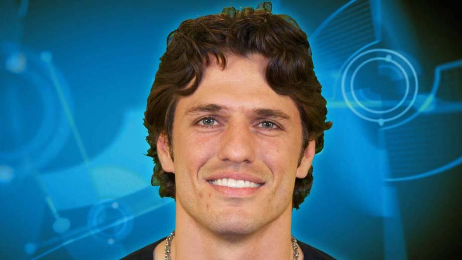 O goiano João Maurício tem 34 anos e é pecuarista