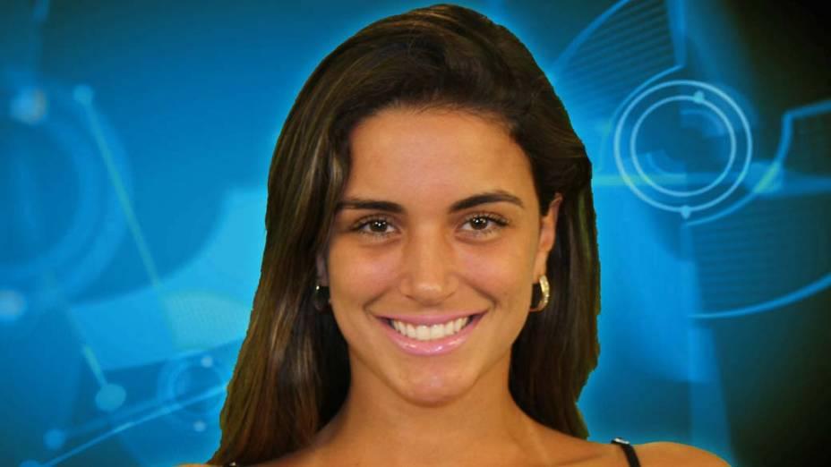 A gaúcha Laísa, 23, é estudante de medicina