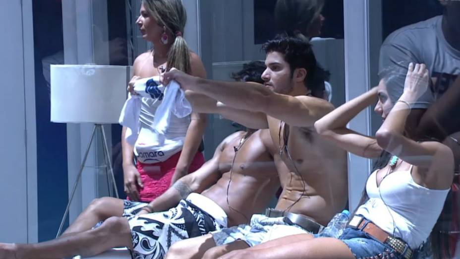 Casa de vidro do BBB 13
