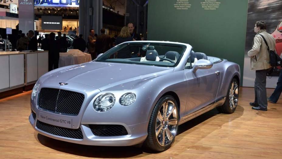 Bentley Continental GTCV8