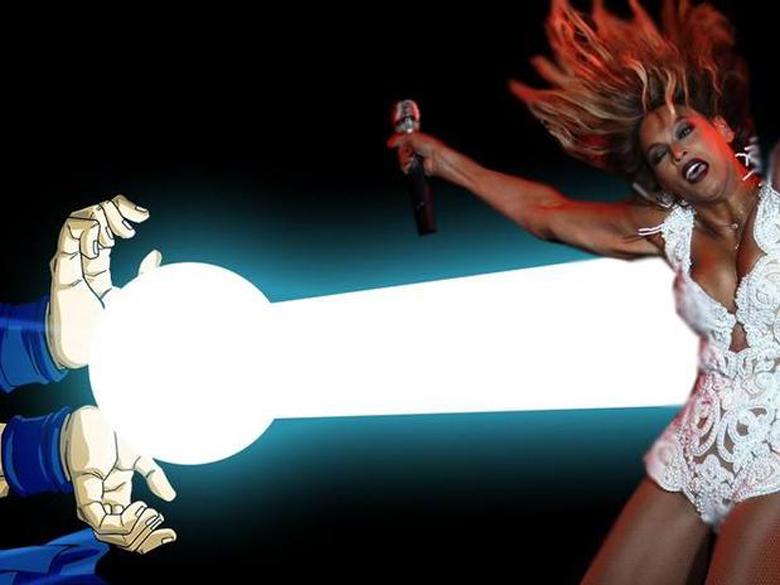 Pose de Beyoncé no Rock in Rio também pautou memes em 2013