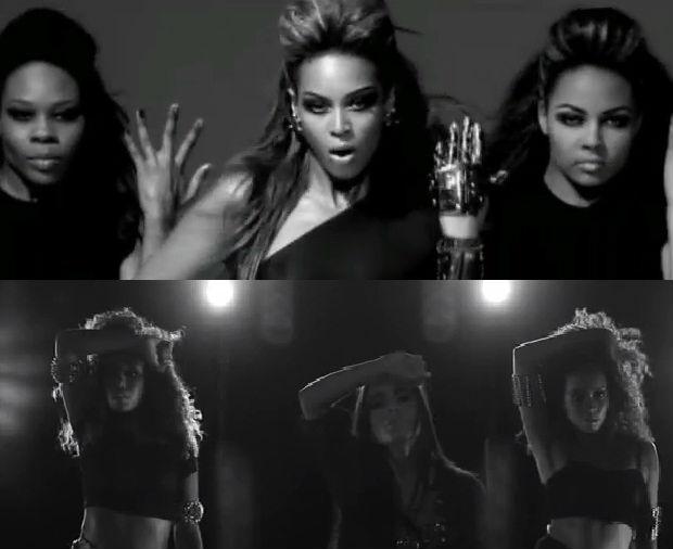 Beyoncé durante a 57ª edição do Grammy, premiação que elege os melhores da música internacional, que acontece neste domingo (08)