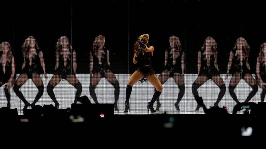 Efeitos especiais marcam apresentação arrasadora de Beyoncé no Super Bowl