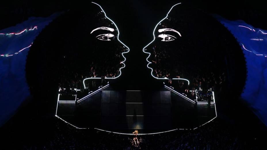 Beyoncé arrasa no Super Bowl