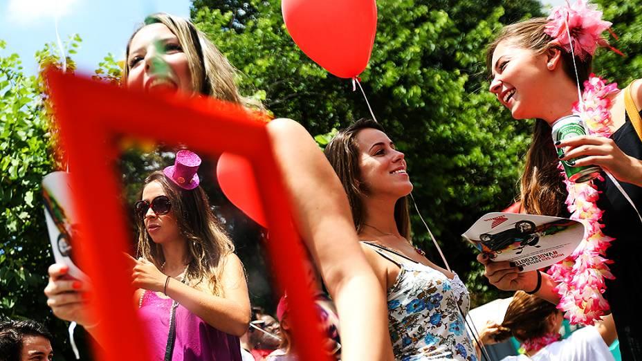 Fundado no Rio em 1998, bloco se apresenta no carnaval de São Paulo pela quarta vez