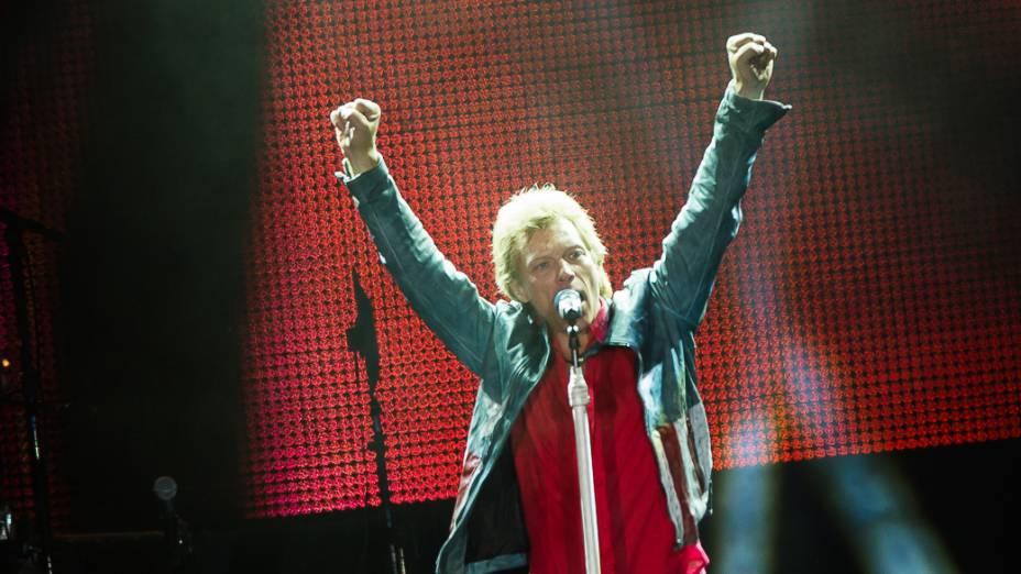 Bon Jovi no quinto dia de Rock in Rio 2013