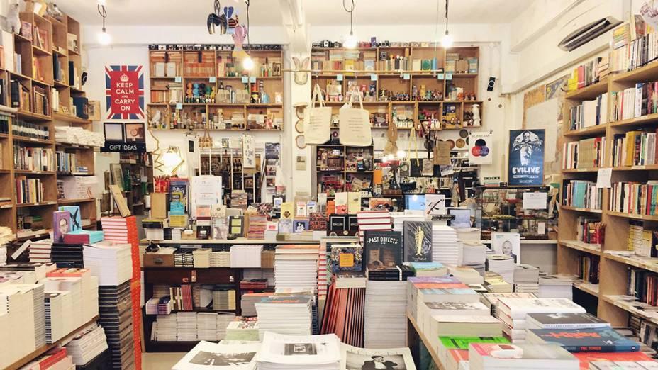 Livraria Books Actually em Cingapura