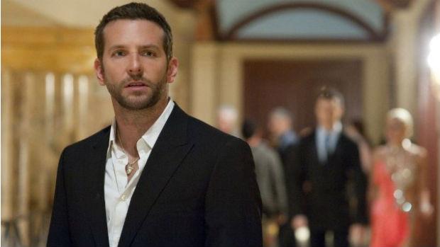 O ator Bradley Cooper em cena do filme <em>O Lado Bom da Vida</em>