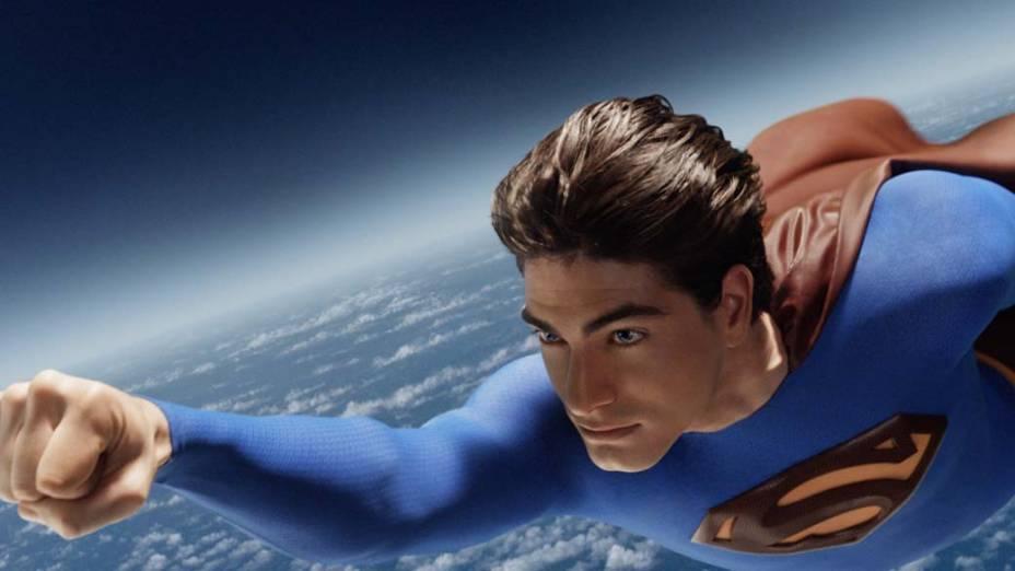 Brandon Routh, em Superman Returns
