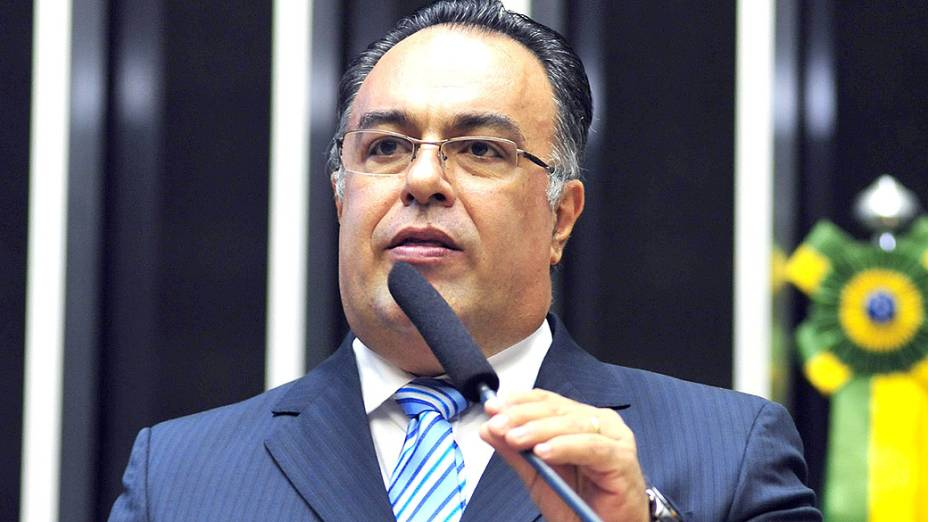 Vice-presidente da Câmara dos Deputados, André Vargas
