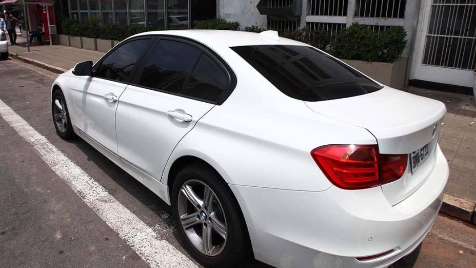 O grupo de agentes acusados de corrupção gostava de esbanjar e andava em carros de luxo, como um modelo da marca BMW