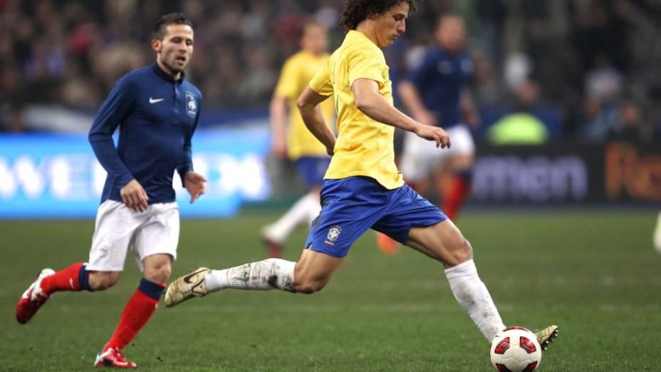 Em 2011, em amistoso disputado em Paris, a França levou a melhor: 1 a 0