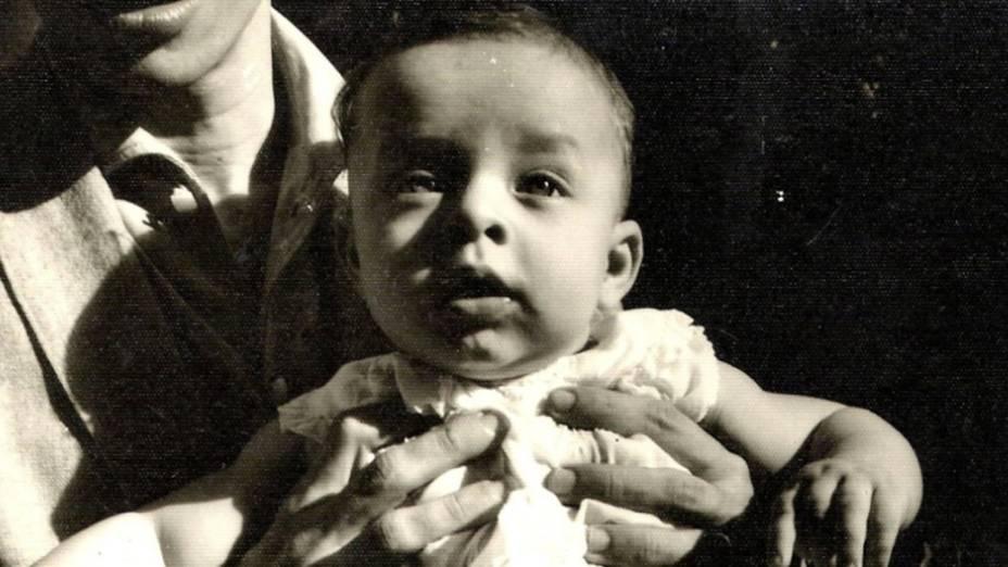 Ex-governador de Pernambuco Eduardo Campos quando criança