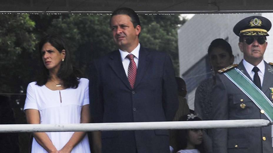 Eduardo Campos é empossado governador de Pernambuco