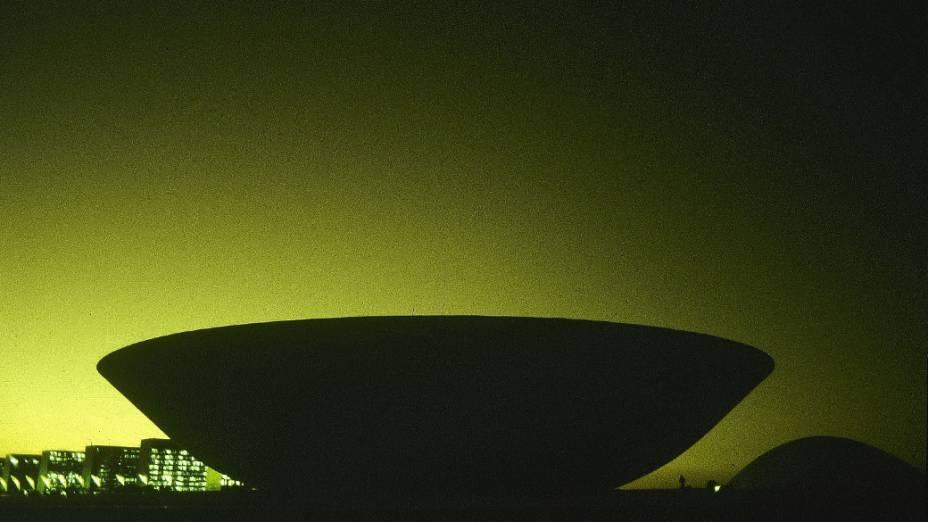 Praça dos Três Poderes, em Brasília