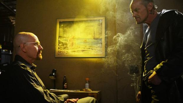 À medida que outros criminosos vão deixando a série, Walt não hesita em se envolver cada vez com tipos piores, como é o caso do tio ex-presidiário de Todd (Jesse Plemons), Jack (Michael Bowen), que tem um papel fundamental na quinta temporada