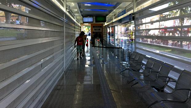 BRT Transoeste: Terminal Santa Cruz