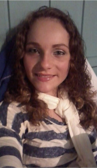 Bruna Eduarda Neu: estudante de tecnologia de alimentos