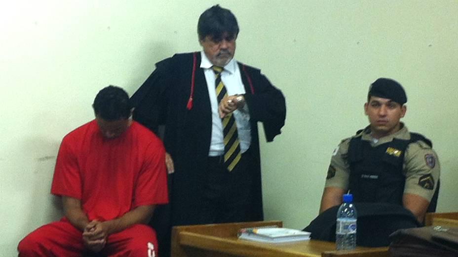Chegou a hora do julgamento do goleiro Bruno