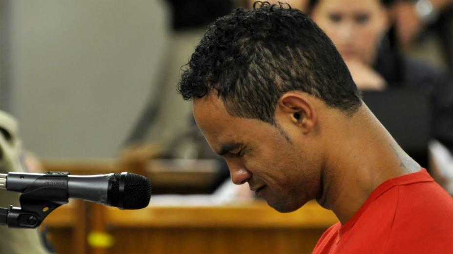 No terceiro dia de Tribunal de Júri, Bruno chora ao depor
