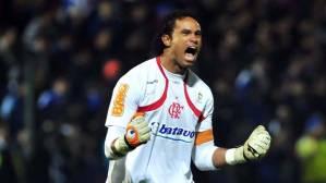 Bruno, goleiro do Flamengo
