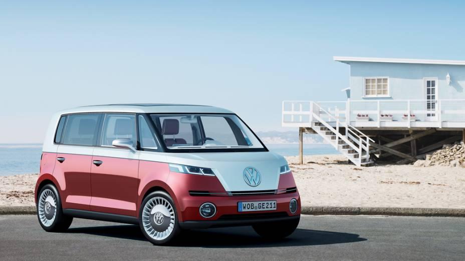 Protótipo e-Bulli, a versão moderna e sustentável da Kombi