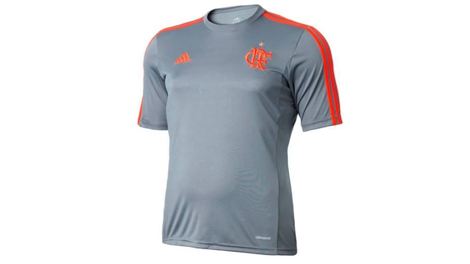 Flamengo apresenta nova camisa