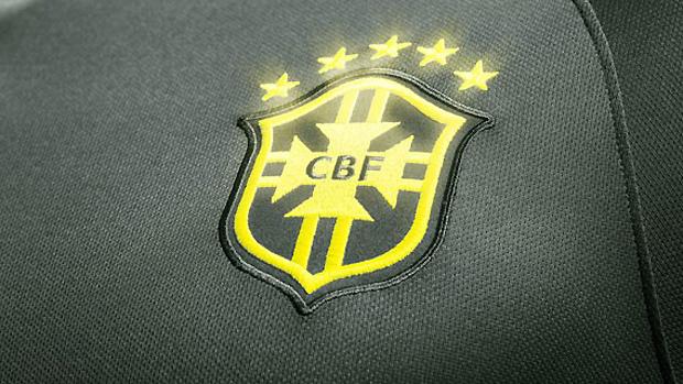 Terceira camisa da seleção brasileira