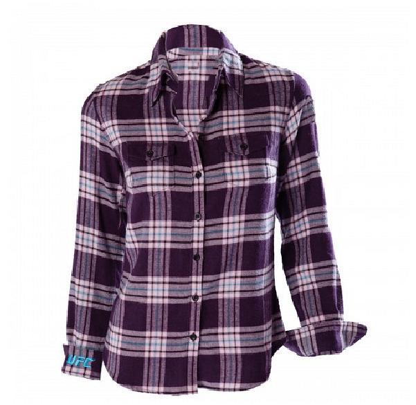 Camisa xadrez: 54,95 dólares