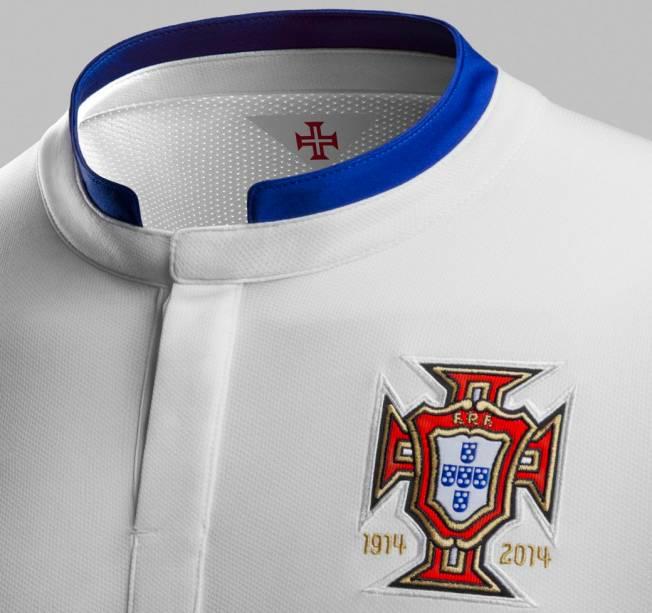 Camisas alternativas na Copa do Mundo de 2014: Portugal