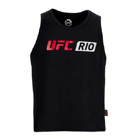 Camiseta regata UFC Rio: 69,90 reais